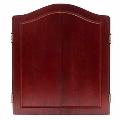 GSE Expert Solid Cabinet Mahogany