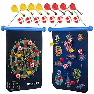 magnetic dart board indoor outdoor games