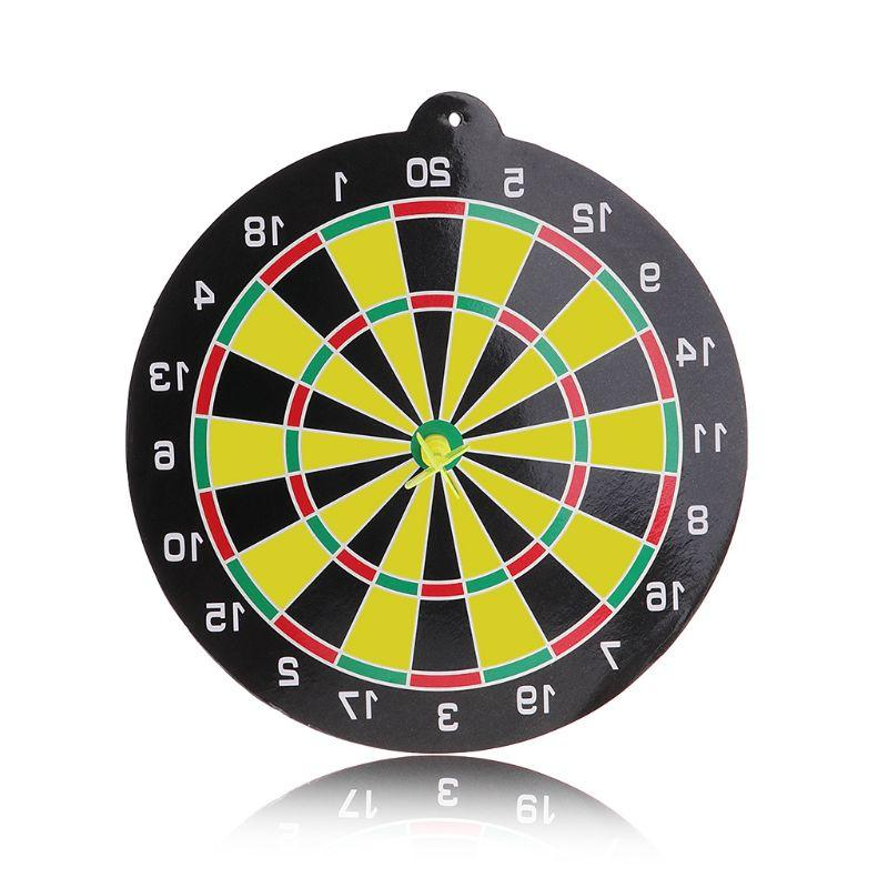 Magnetic Disc Set With <font><b>Dartboard</b></font> Office Toys