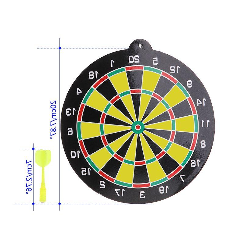 Magnetic Flying With <font><b>Dartboard</b></font> Office