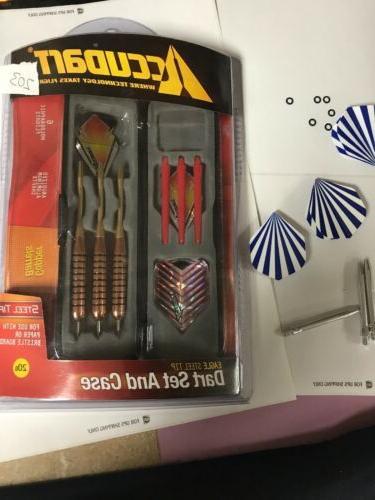new in pkg eagle steel tip darts