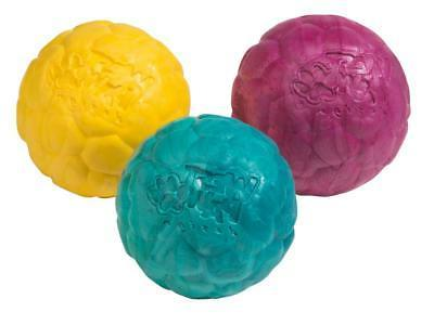 NEW Pink Blue Yellow Air Boz Durable Ball by West