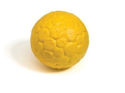 NEW Blue or Yellow Zogoflex Air Durable Ball by West