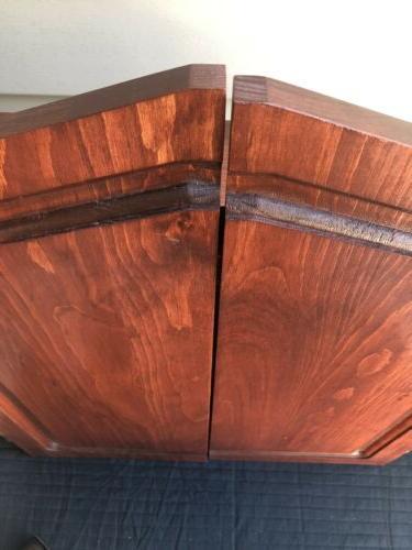 NIB W/ Dartboard, Piranha Darts 1998 North American