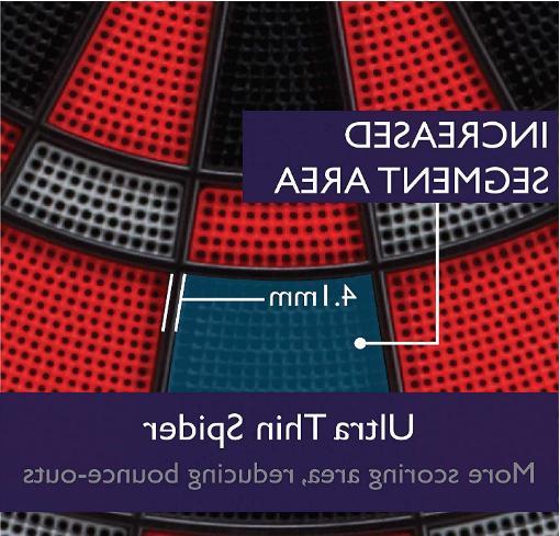 Soft Tip Board Fat Darts Viper Sport Display Score