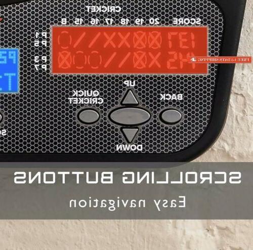 Viper Dartboard Ultra LED Display MATRIX