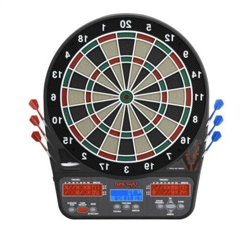 viper 850 electronic dartboard ultra bright triple