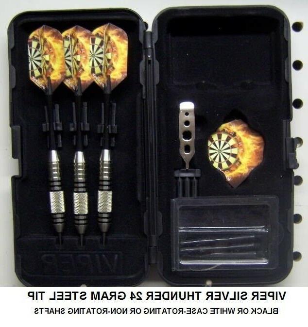 viper darts 24 gm silver thunder steel
