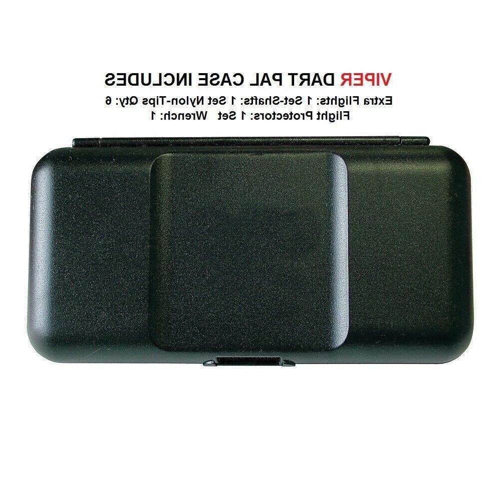 Viper Grip BLACK 16 gm Soft Tip Flaming Board