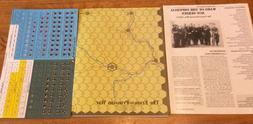 MAG-WAR GAME Decision Games Strategy & Tactics 149 Franco-Pr