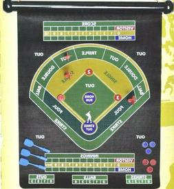 Wembley Magnetic Baseball Wall Darts Set New