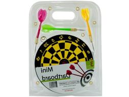 Mini Dartboard Set, Case of 24