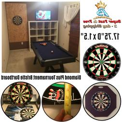 Official Tournament Diamond Plus Tournament Bristle Play Dar