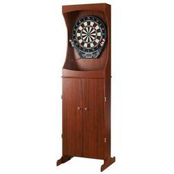 Centerpoint Solid Wood Dartboard Cabinet – Solid Poplar wi