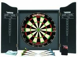 Winmau Professional Dart Set - Comes With Dartboard, Darts a