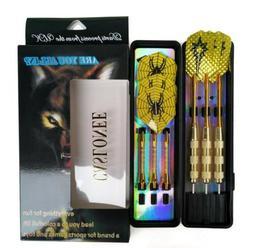 CASLONEE Professional Exquisite 22 Grams Steel Tip Darts Set