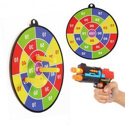 Shooting Games Soft Kids Safe Shooting Target Dart Board Foa