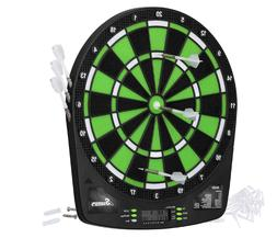 Soft Tip Electronic Dart Board Game Fat Cat Darts Viper Spor