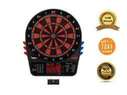 soft tip electronic dart board game fat