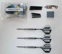Bottelsen WICKED-1 20g 90% Tungsten Steel Tip Dart Set darts